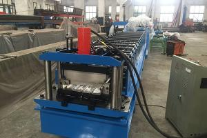 Bemo (Stehende Naht) Panel Roll Forming Machine