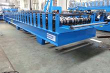 Comflor Deck Roll Formmaschine